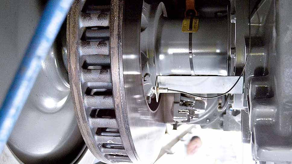 Cetest: Braking systems performance