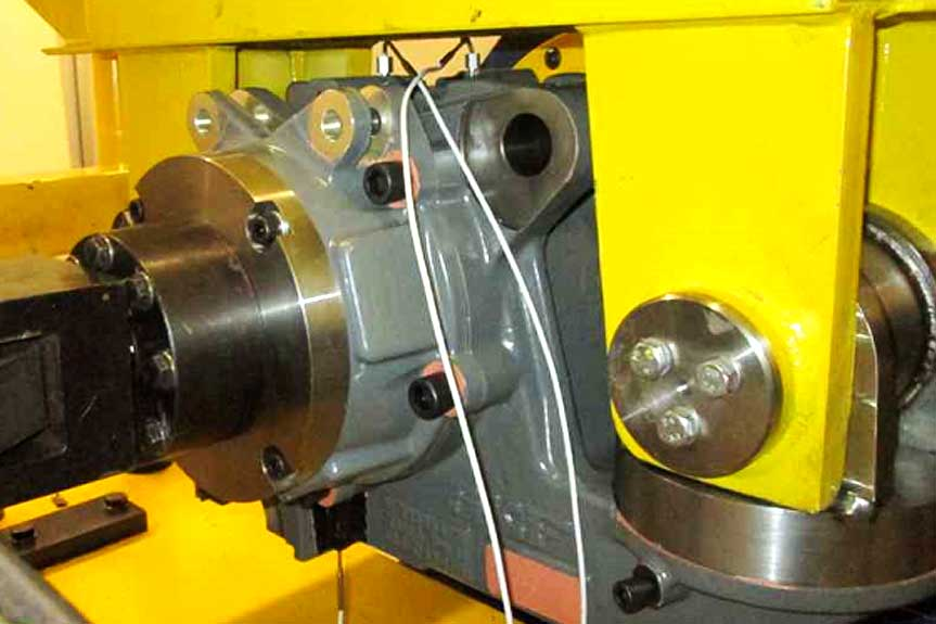 Cetest: Bearing and Axle boxes