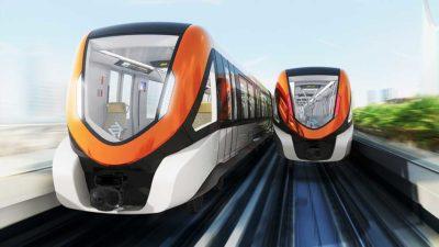 Calcutta Metro – BEML