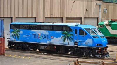 SFRT locomotives – BROOKVILLE