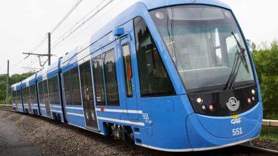 Stockholm LRV – CAF