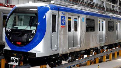 Sao Paulo Metro – CAF