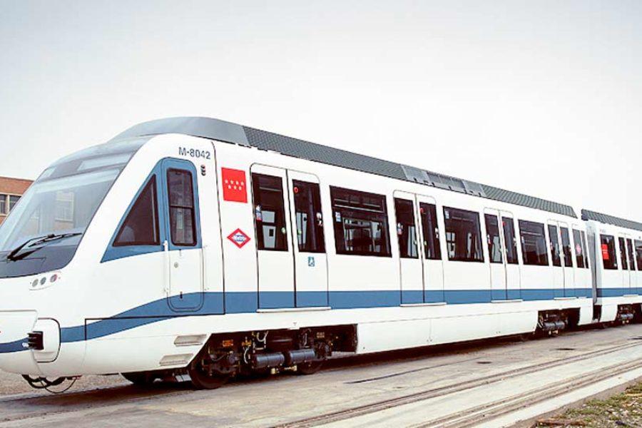 Madrid Metro – CAF