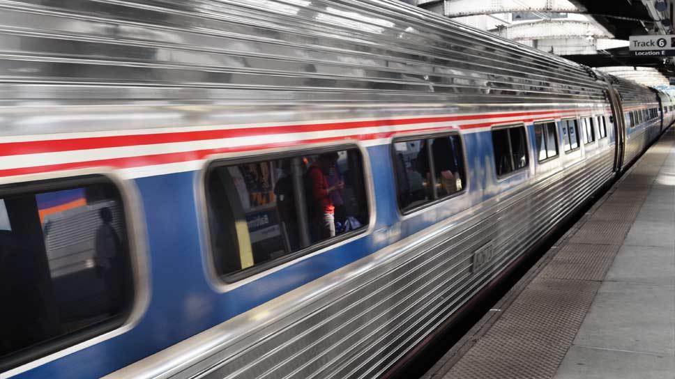 VIEWLINER 8400, USA Amtrak