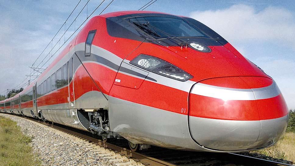 Zefiro Bombardier Italy