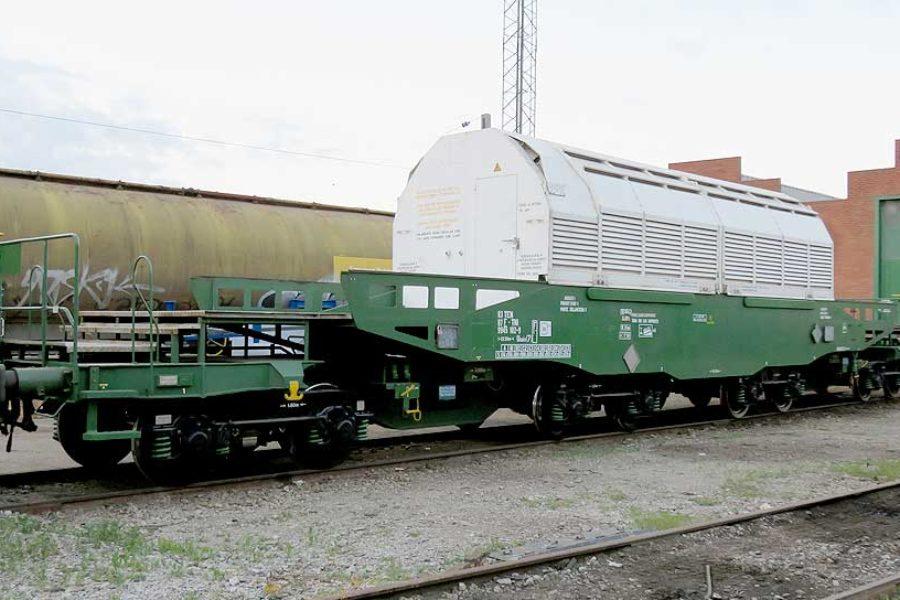 Areva Wagon – TITAGARH AFR