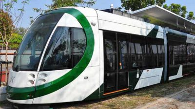 Kaohsiung LRV – CAF