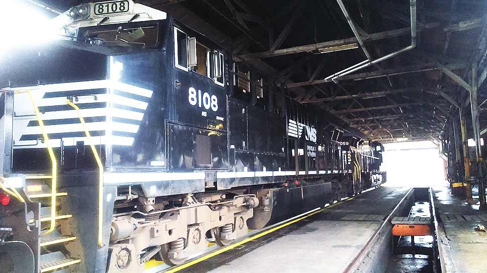 Cetest: NS Locomotive
