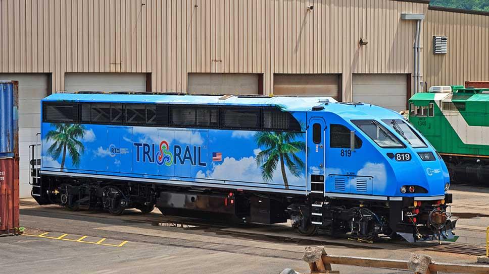 Cetest: SFRTA Passenger locomotives