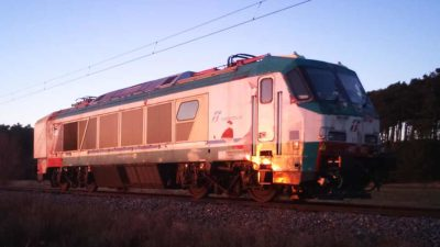 Trenitalia Locomotive – CAF