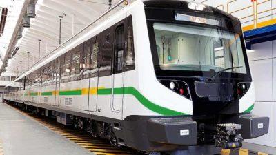 Medellin Metro – CAF