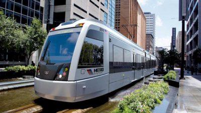 Houston LRV – CAF