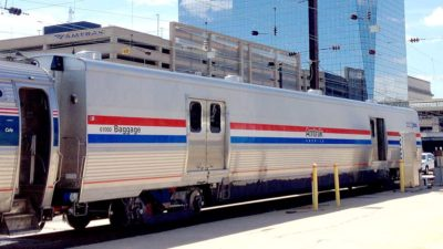 Viewliner II AMTRAK – CAF