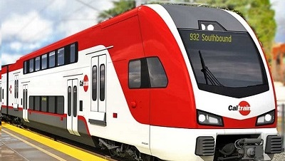 Double Deck EMU- CALTRAIN