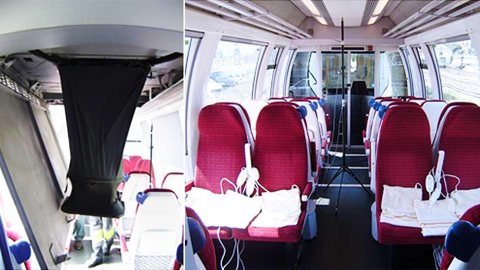 Case Study: Irregular temperature distribution in the passenger compartment