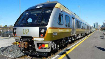 Metrolinx DMU – NIPPON SHARYO