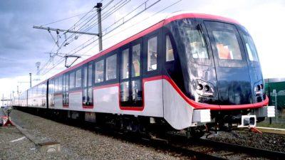 Metro Chile – INECO