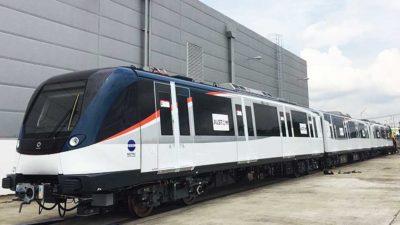 Panama Metro – ALSTOM