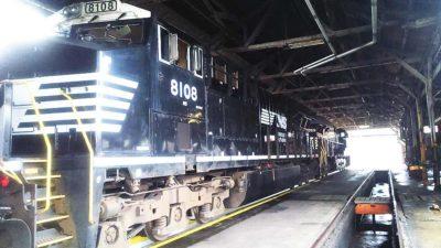 NS Locomotive – CAF Power