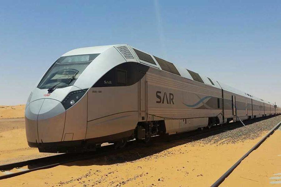 SAR Locomotive – CAF