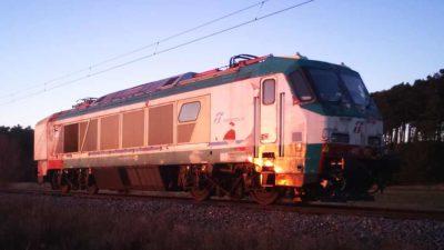 Trenitalia Locomotive – CAF