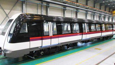 Singapur Metro – ALSTOM