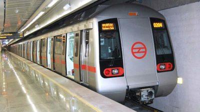 Metro Jaipur – BEML