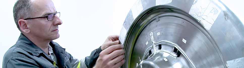 Cetest: Instrumented wheelset