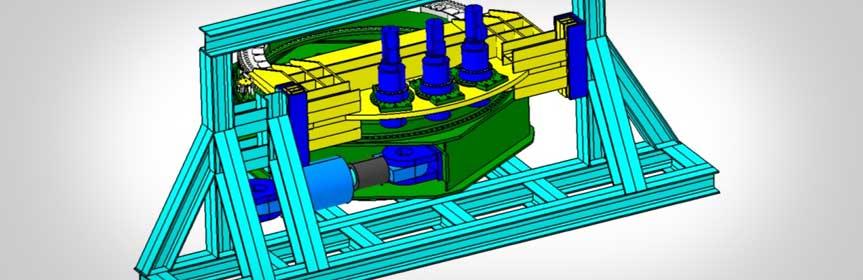 Cetest: Test rig design for functional tests