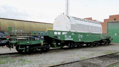 Vagón Areva – TITAGARH AFR