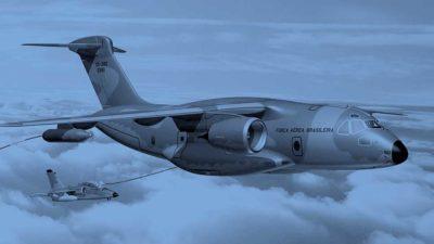 KC390 – Ensayo funcional