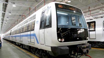 Metro Argel – CAF