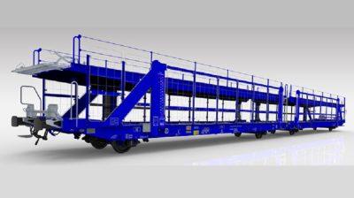 Car carrier wagon – GREENBRIER